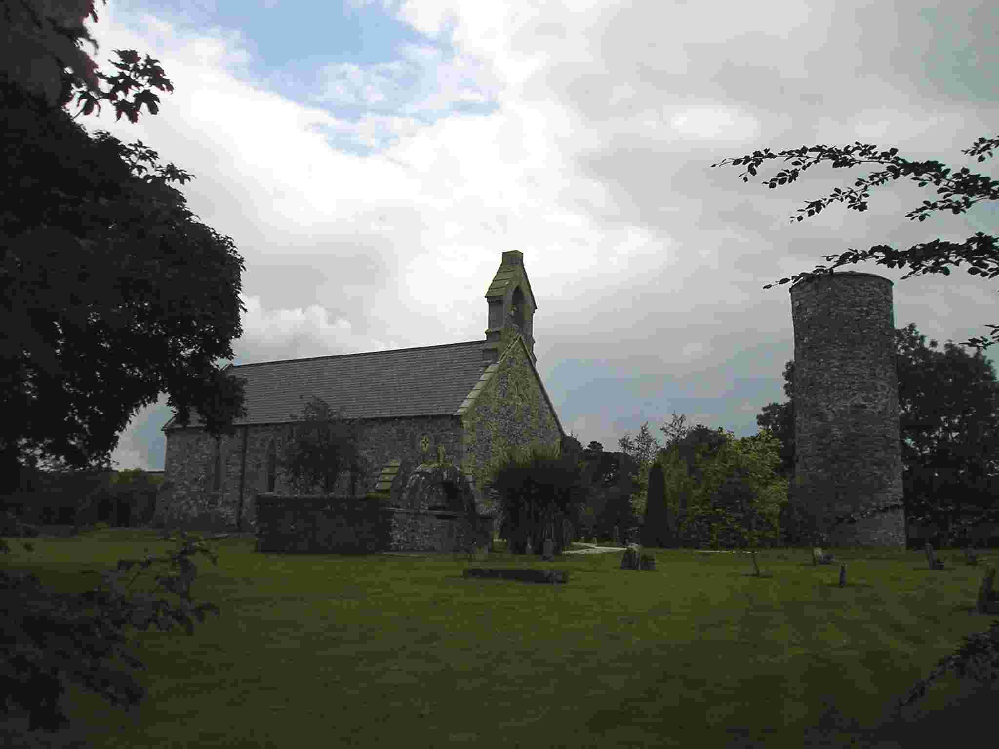Inniskeen Church and Tower