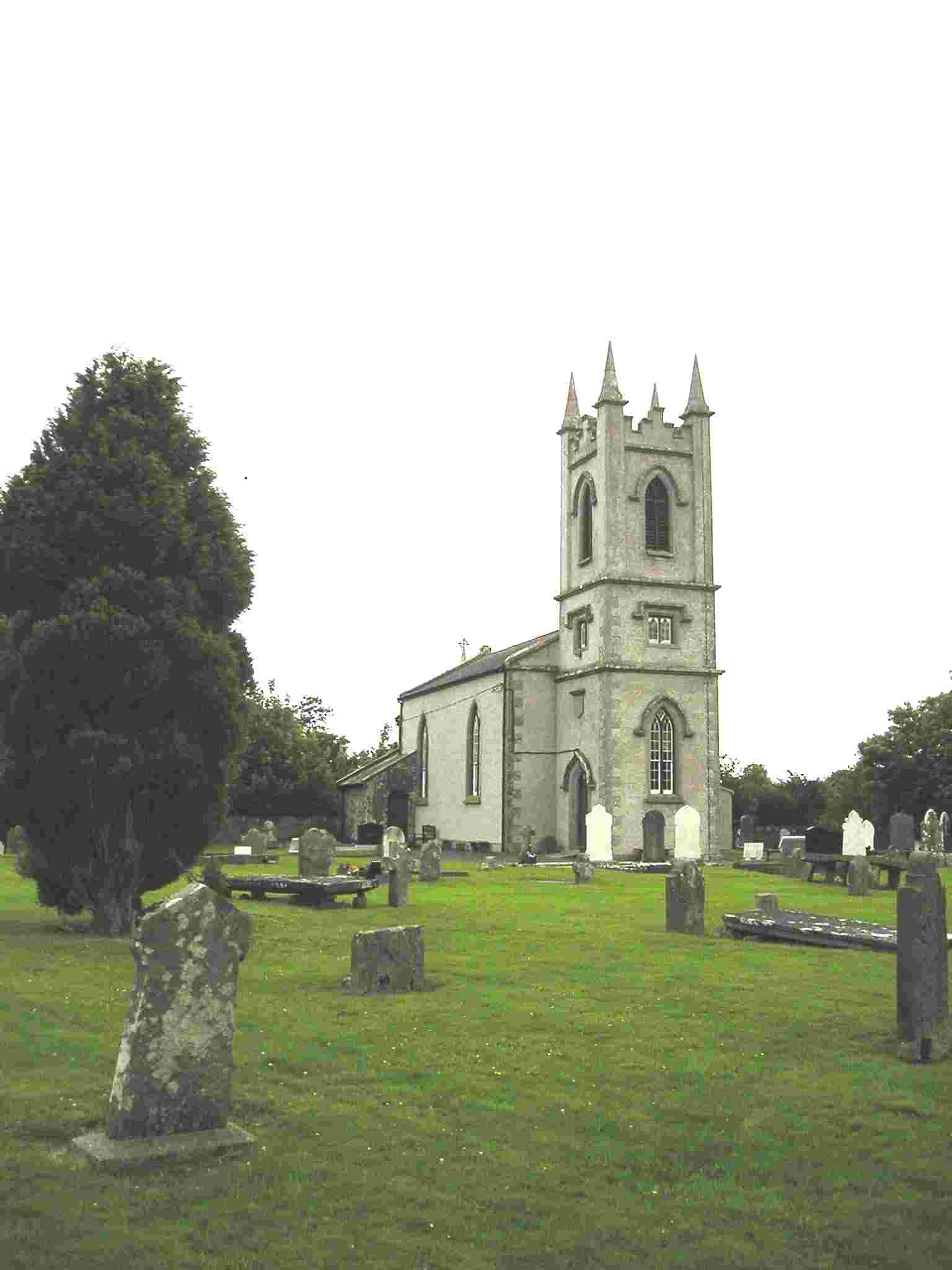 Magheraclone Church Grounds