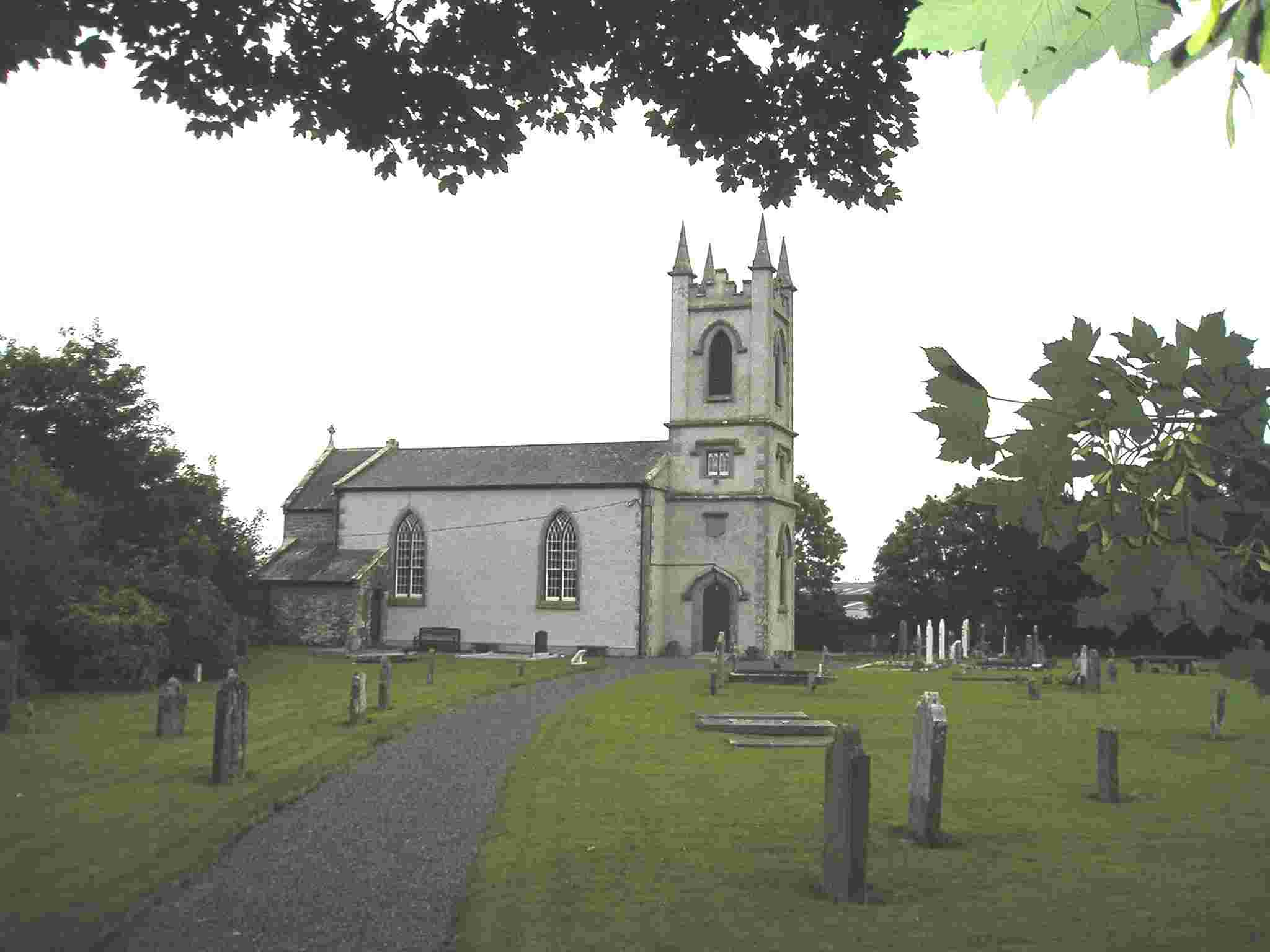 Magheracloone Church